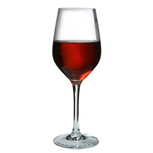 Arcoroc Mineral Wine Glasses 12.3oz / 350ml (Pack of 6) Image