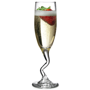 Z-Stem Champagne Flutes 6oz / 170ml