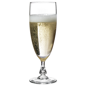 Touraine Champagne Flutes 5.6oz / 160ml