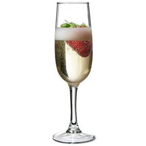 Elisa Champagne Flutes 56oz 160ml Pack Of 6