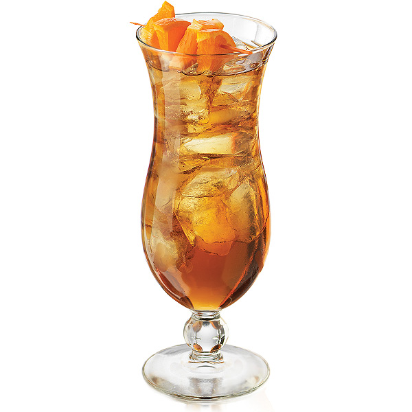 Hurricane Cocktail Glasses 24.6oz / 700ml | Hurricane Glass 15oz ...