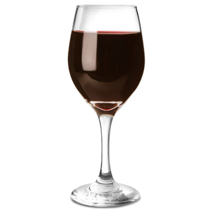 Perception Tri Lined Wine Glasses 11.3oz LCE at 125ml, 175ml & 250ml