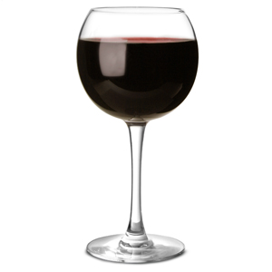 Cabernet Ballon Wine Glasses 12.3oz LCE at 250ml