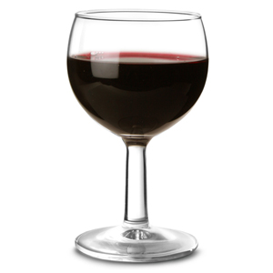 Ballon Wine Glasses Tempered 4.2oz / 120ml