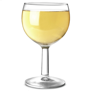 Ballon Wine Glasses Tempered 5.3oz LCE at 125ml