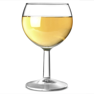 Ballon Wine Glasses Tempered 8.8oz LCE at 175ml