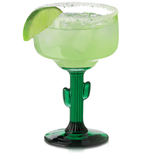 Cactus Margarita Glasses 12.5oz / 355ml