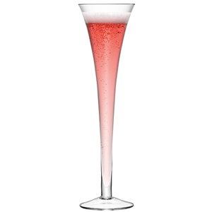LSA Hollow Stem Giant Champagne Flutes 7.9oz / 225ml