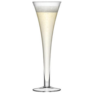 LSA Hollow Stem Champagne Flutes 7oz / 200ml