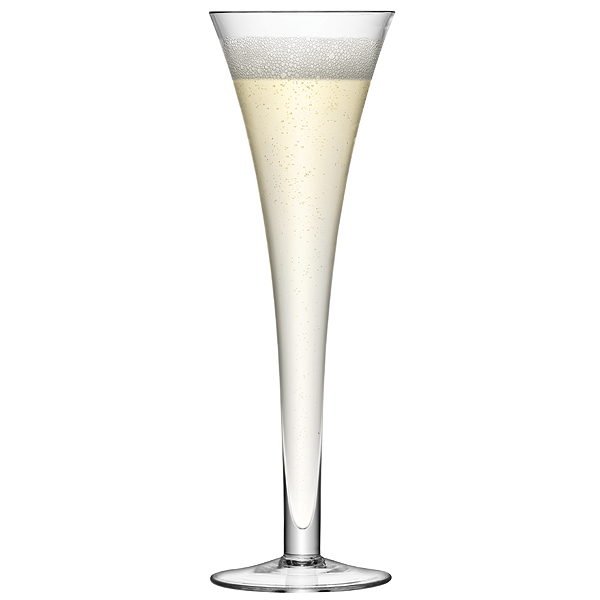 Lsa Hollow Stem Champagne Flutes 7oz
