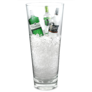 Giant Acrylic Hiball Glass 1478oz / 42ltr