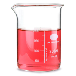 Glass Measuring Beaker 200ml