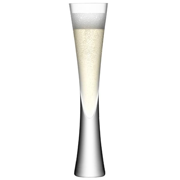 Lsa Moya Champagne Flutes 6oz 170ml
