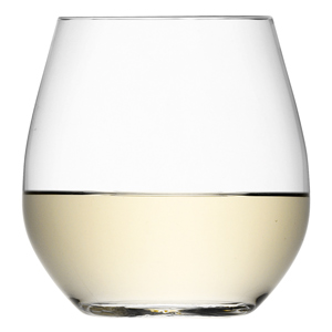 LSA Wine Collection Stemless White Wine Glasses 13oz / 370ml