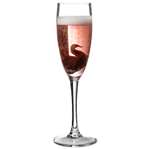 Signature Champagne Flutes 6oz / 180ml