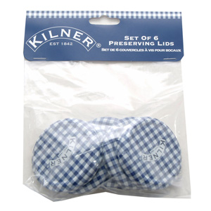 Kilner Twist Top Lids 63mm