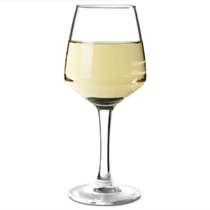 Lineal Wine Glasses 6.3oz LCE at 125ml