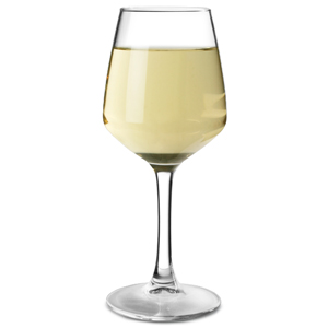 Lineal Wine Glasses 10.3oz LCE at 250ml