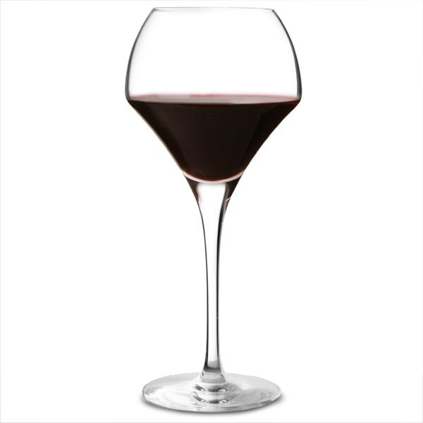 Angled Glass Drink