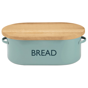 Summer House Blue Bread Bin