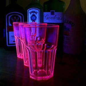 Elite Remedy Polycarbonate Neon Tumblers Pink 14oz / 400ml