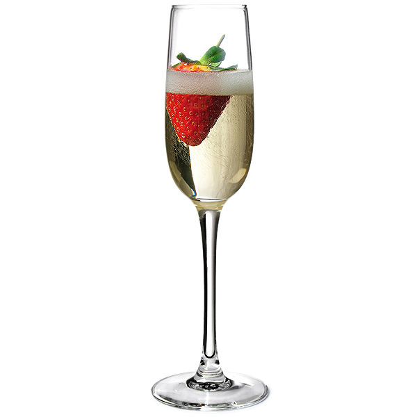 Versailles Champagne Flutes 5.6oz / 160ml | Champagne Glasses Wedding ...