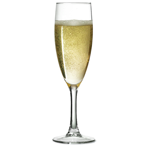 Princesa Champagne Flutes 5.3oz LCE at 125ml