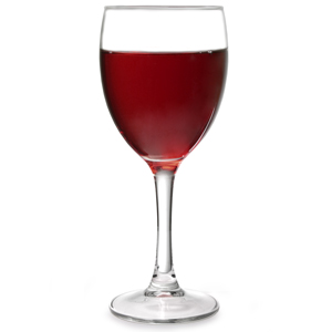Princesa Wine Glasses 6.7oz LCE at 125ml