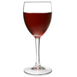Princesa Wine Glasses 10.9oz LCE at 250ml