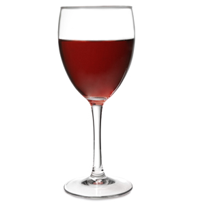 Princesa Wine Glasses 14.75oz / 420ml LCE at 250ml