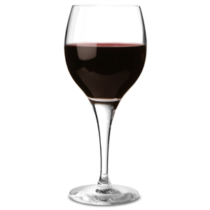 Sensation Wine Glasses 10.9oz LCE at 250ml