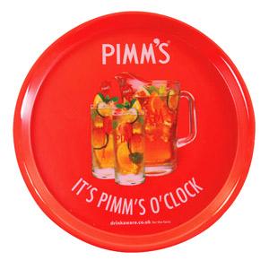 Pimm's Waiter Tray