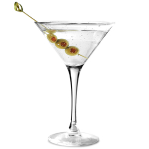 Bola Martini Cocktail Glasses 7.4oz / 210ml