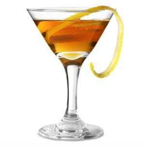 Embassy Martini Cocktail Glasses 5.3oz / 150ml
