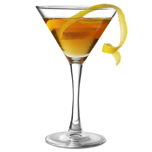 Excalibur Martini Cocktail Glasses 5.3oz / 150ml