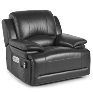 La Z Boy Gizmo Electric Recliner Black