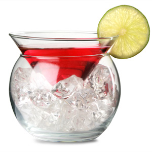 Martini Chiller Glasses 6oz / 170ml