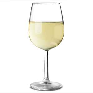 Bouquet White Wine Glasses 8oz LCE at 125ml