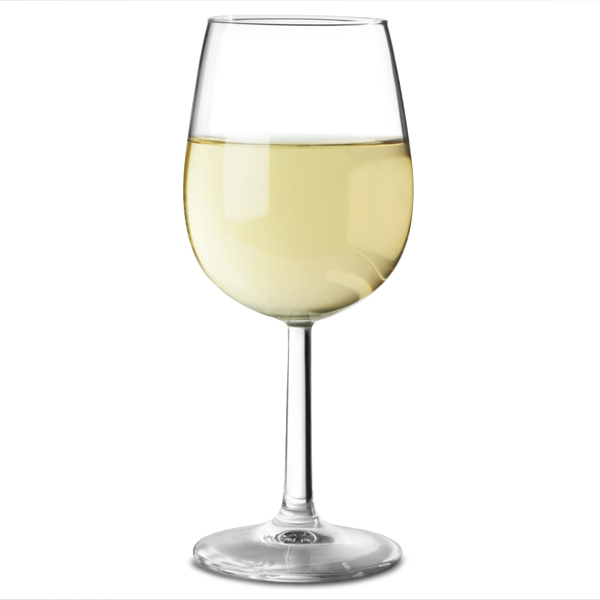Bouquet white wine glasses 8oz lce at 175ml for Large white wine glasses