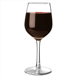 Endura Wine Glasses 12.3oz LCE at 250ml