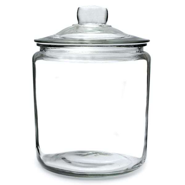 Utopia Biscotti Jar Large 3 8ltr