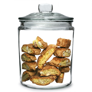 Utopia Biscotti Jar Medium 1.9ltr