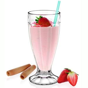 Milkshake Soda Glass 12oz / 340ml