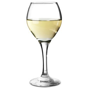 Perception Round Wine Glasses 8.5oz LCE at 175ml