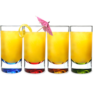 Flamefield Acrylic Party Tumblers 10oz / 290ml