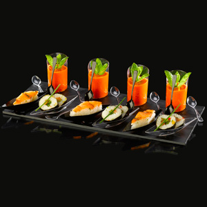 Compass 25 Piece Party Platter Set