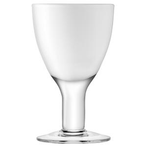 LSA Asher Wine Glasses White 6.2oz / 175ml