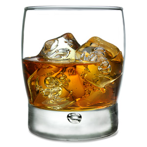 Bubble Double Old Fashioned Tumblers 13oz / 360ml