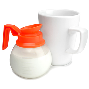 Java Jr. Mini Coffee Creamer