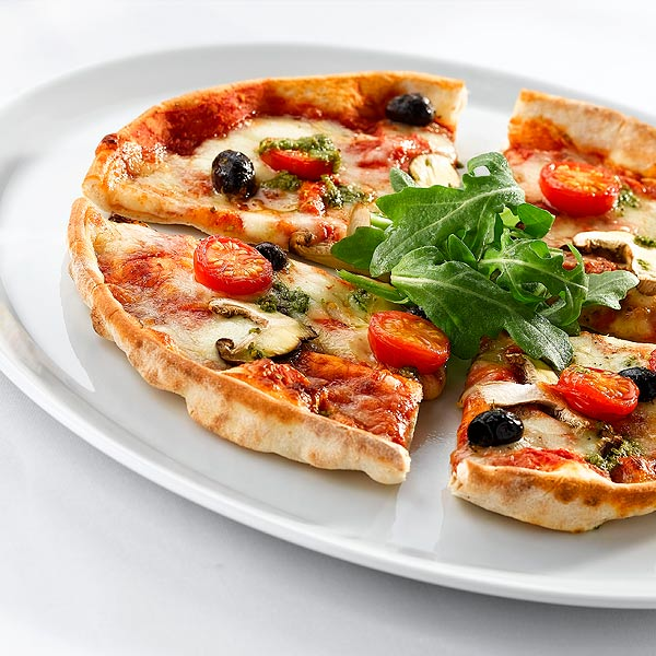 Royal Genware Pizza Plates 28cm Pack Of 6